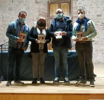 Julio García presentó su último libro en Sigüenza