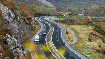 Transportes cobrará peajes por el uso de las autovías en 2024