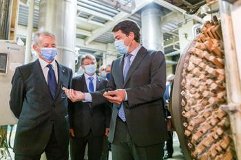 Mañueco sitúa el cooperativismo como eje central del sector