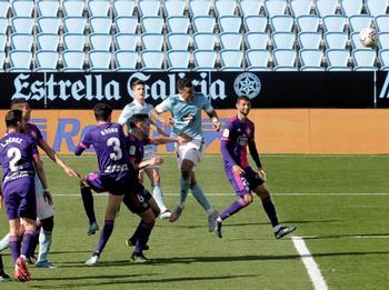 Murillo rescata un punto para el Celta en el último suspiro