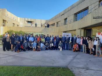 Ávila, en  un encuentro de turismo de congresos