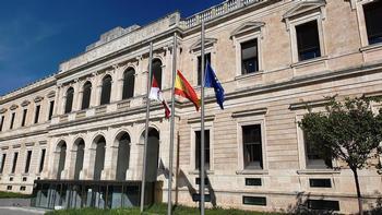 Sede del Tribunal Superior de Justicia de Castilla y León, en Burgos.