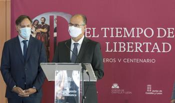 El CAEM de Salamanca aguarda el estreno de 'Comuneros'