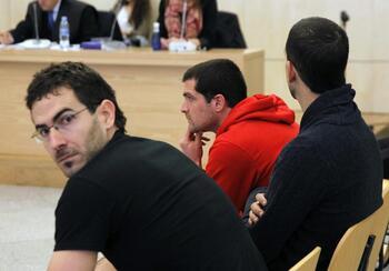 Jurdan Maritegui, de nuevo frente a la Audiencia Nacional