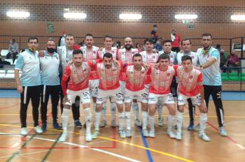 El Bargas FS reacciona y sufre para ganar en El Álamo (3-4)