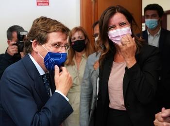Almeida alaba la labor de Mañueco ante la pandemia