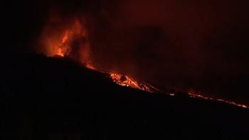 Dos parejas de sorianos evacuadas por la erupción