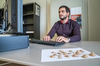 Las conchas del mar Cantábrico narran su historia
