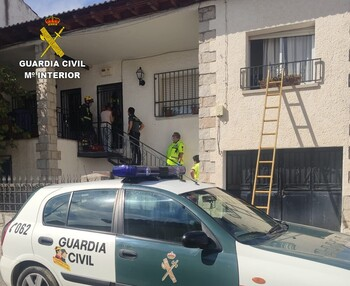 Auxilian a una anciana que se cayó en su casa en Yunclillos