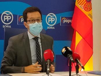 Tomas Cabezón acusa a Teruel Existe de conformismo