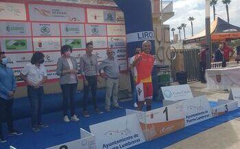 Guillermo Prieto se alza con la Copa de España MC4