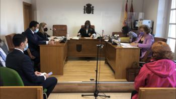 Empieza el juicio contra la conductora de autobuses urbanos
