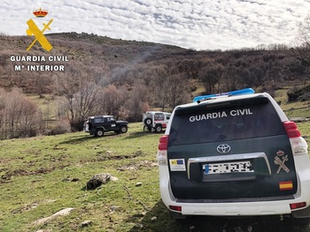 La Guardia Civil da un golpe al furtivismo en Gredos