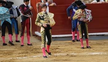 Alejandro Peñaranda triunfa en su tierra