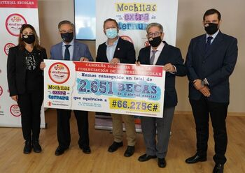 ElPozo recauda 66.275 euros para Save The Children
