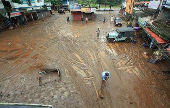 Las lluvias en la India dejan al menos 81 muertos