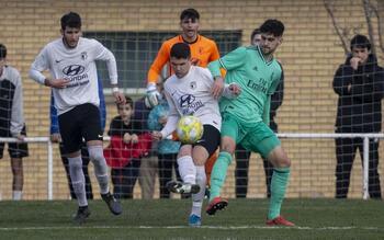 El Burgos CF-Real Madrid de juveniles no será en El Plantío