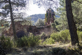 Los despoblados de la Serranía protagonizan un acto