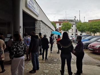 Municipios de la Sierra critican la demora en la vacunación