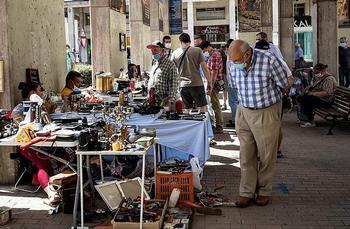 El mercado de antigüedades abrirá en abril en el Empecinado