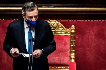 Draghi pide a la UE