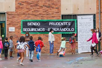 12.257 escolares comienzan en Segovia las clases