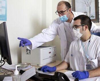 Sacyl logra detectar ya el origen del 74% de los contagios
