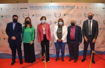 Los Premios Pávez renuevan el brillo cultural de Talavera