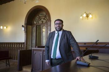 El alcalde de Ávila, positivo por covid-19