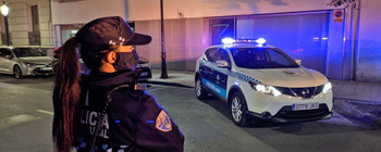 Arrestan a un conductor ebrio tras un accidente