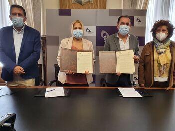 Diputación aporta 18.000 euros al Colegio Santa Isabel