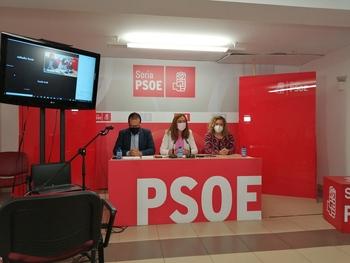 El PSOE pide explicaciones sobre el Plan Soria