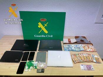 Dos detenidos por robar para intercambiar por cocaína
