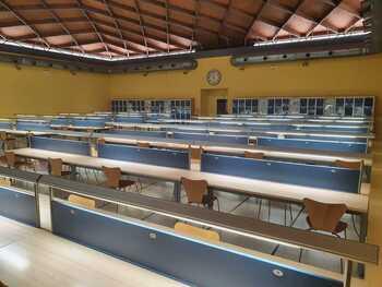 La sala de estudios de los Depósitos del Sol amplía horario
