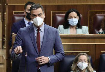 Sánchez garantiza que no liberará etarras a cambio de los PGE