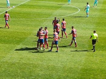 Remontada de carácter del Numancia para ganar al Huesca B
