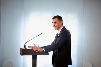 Sánchez, a favor de descentralizar instituciones estatales