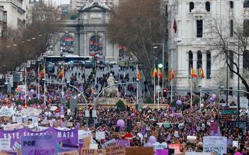 La Justicia decidirá si hay manifestaciones en Madrid el 8M