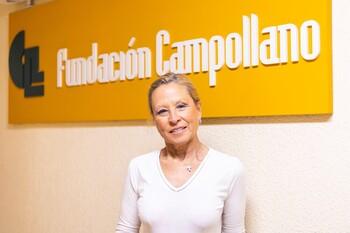 Fernández es la nueva presidenta de la Fundación Campollano