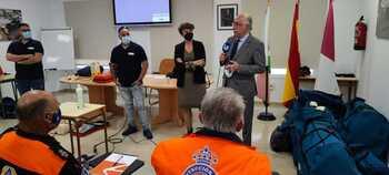 Curso para voluntarios de Protección Civil