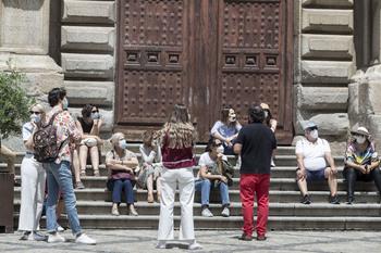 El turismo internacional despierta con un 15% de visitas