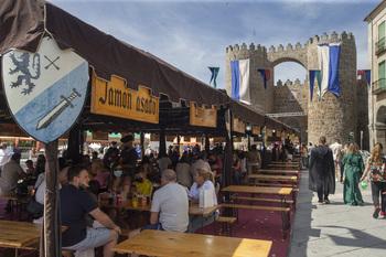 El Medieval de Ávila, un ejemplo para otras ciudades
