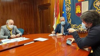 Aike se reúne con los responsables provinciales de la Junta