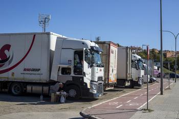 Los transportistas avisan que puede haber desabastecimiento