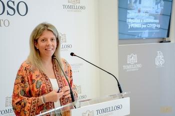 500.000 euros más en ayudas para autónomos y pymes