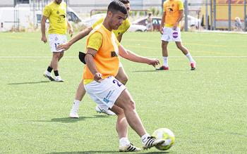 Gatuso se despide del Palencia Cristo Atlético