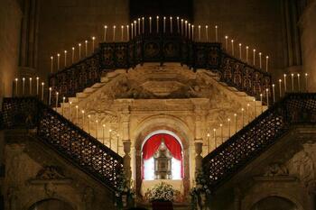 Las geometrías sagradas de la Catedral de Burgos