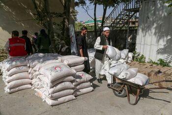 Los talibanes piden ayuda contra la crisis sanitaria afgana