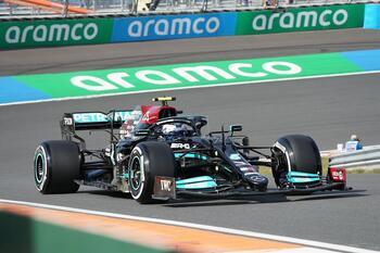 Bottas lanzará el sprint en Monza