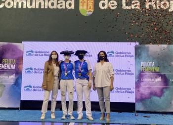 El Adarraga vibra con una final femenina histórica